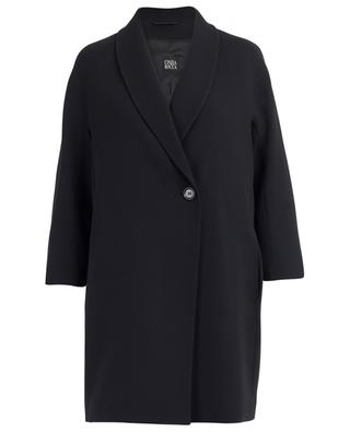 Double-breasted virgin wool coat CINZIA ROCCA