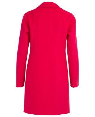 Virgin wool and angora blend coat CINZIA ROCCA