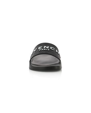 Givenchy Paris rubber slides GIVENCHY