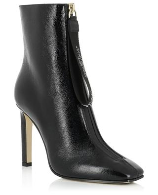 Macel 100 naplack leather ankle boots JIMMY CHOO