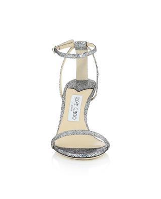 Minny 85 hologram leather sandals JIMMY CHOO