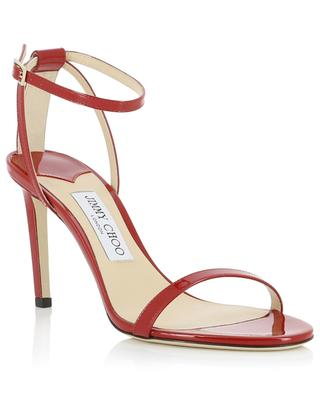 Sandalen aus Lackleder Minny 85 JIMMY CHOO