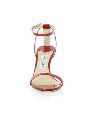 Sandalen aus Lackleder Minny 85 JIMMY CHOO