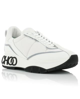 Raine neoprene and leather sneakers JIMMY CHOO