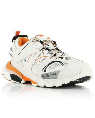 Materialmix-Sneakers mit reflektierenden Details Track BALENCIAGA