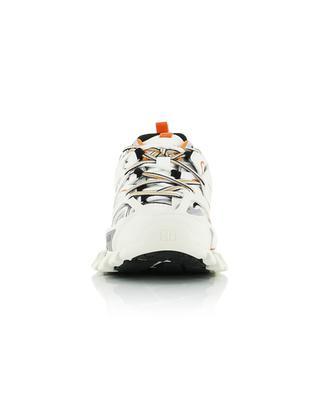 Baskets multi-matière détail réfléchissant Track BALENCIAGA