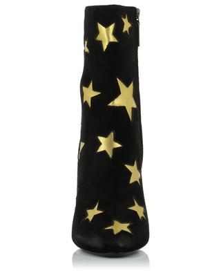Lou 100 Star golden star adorned ankle boots SAINT LAURENT PARIS