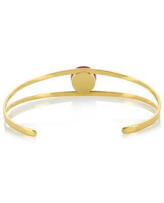 Goldener Armreif mit Stein IKITA