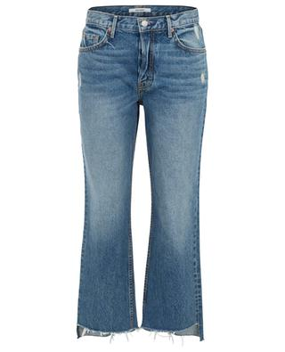 Helena Close to You straight cropped jeans GRLFRND