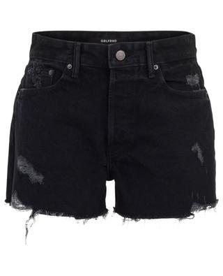 Helena Moonlight Dance distresses jeans shorts GRLFRND