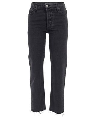 Helena All in Need cropped straight fit jeans GRLFRND