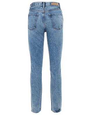 Skinny-Fit-Jeans mit hoher Taille im Used-Look Karolina GRLFRND
