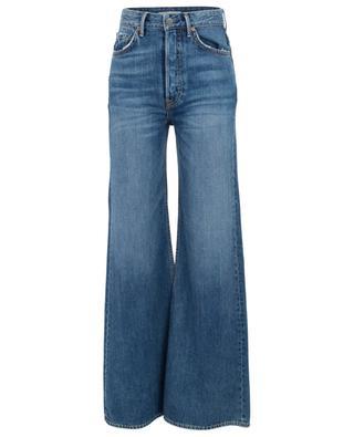 Ausgestellte Used-Look-Jeans Casey GRLFRND