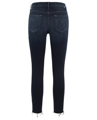 Skinny-Jeans High Waisted Looker Ankle Fray MOTHER