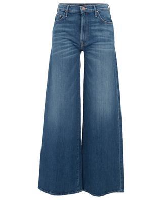 Jeans mit weitem Bein The Super Flare Saint Weekender MOTHER
