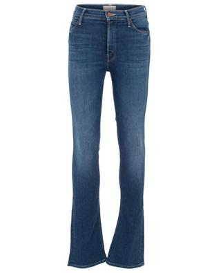 Runaway Sioux Soapstone Corona flared skinny jeans MOTHER