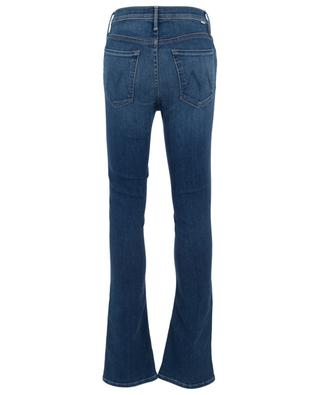Ausgestellte Skinny-Jeans Runaway Sioux Soapstone Corona MOTHER