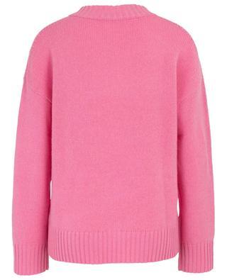 Round neck cashmere jumper FTC CASHMERE