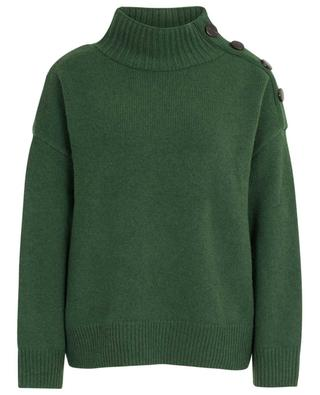 Wool and cashmere jumper YVES SALOMON