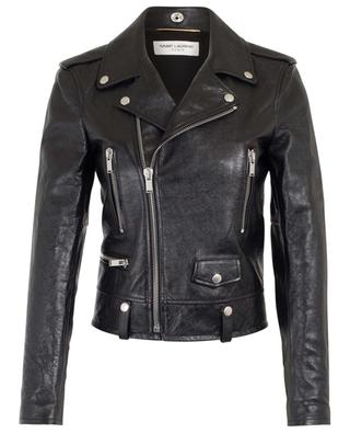 Bikerjacke aus Leder Motorcycle SAINT LAURENT PARIS