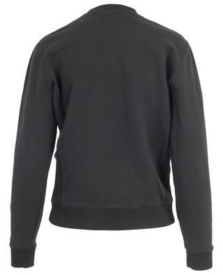 Kurzes Sweatshirt mit Sternprint Saint Laurent SAINT LAURENT PARIS