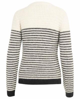 Wool blend Breton spirit jumper SAINT LAURENT PARIS