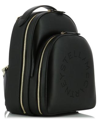 Stella Logo faux leather backpack STELLA MCCARTNEY