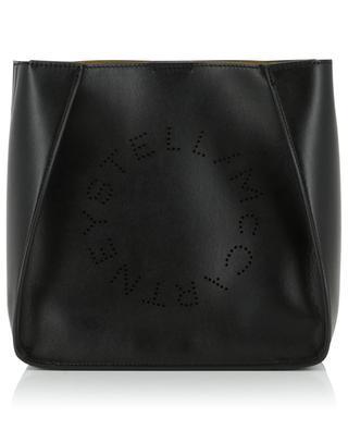 Umhängetasche aus Kunstleder Stella Logo Mini STELLA MCCARTNEY