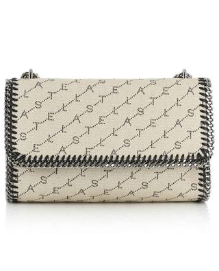 Falabella monogrammed canvas shoulder bag STELLA MCCARTNEY