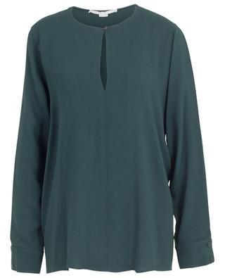 Bluse aus Viskose mit geschlitzten Ärmeln STELLA MCCARTNEY