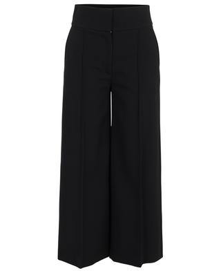 Pantalon large en sergé de laine STELLA MCCARTNEY