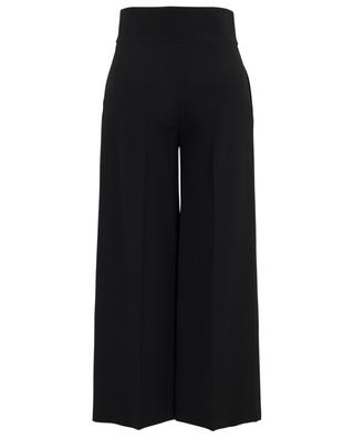 Wide-leg wool twill trousers STELLA MCCARTNEY