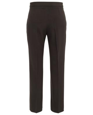 Carlie cropped wide-leg trousers in wool STELLA MCCARTNEY