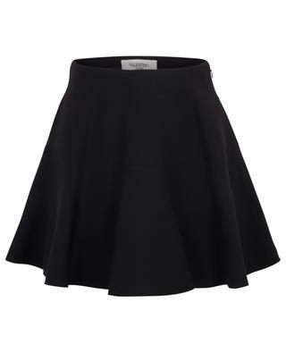 Crêpe Couture ruffled miniskirt VALENTINO