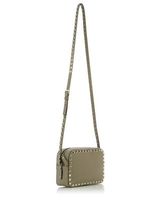 Rockstud Camera grained leather cross body bag VALENTINO