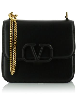 VSLING Small smooth leather shoulder bag VALENTINO