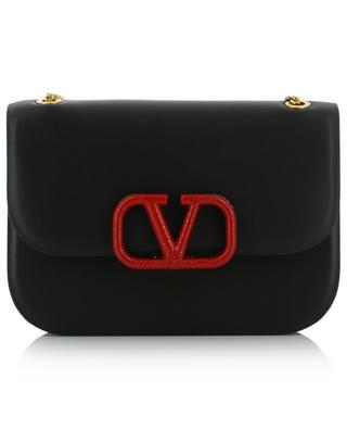 Mini-sac porté épaule en cuir détail serpent VSLING VALENTINO