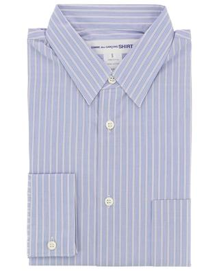 Forever striped cotton shirt COMME DES GARCONS SHIRT