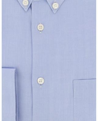 Forever chevron textured shirt COMME DES GARCONS SHIRT