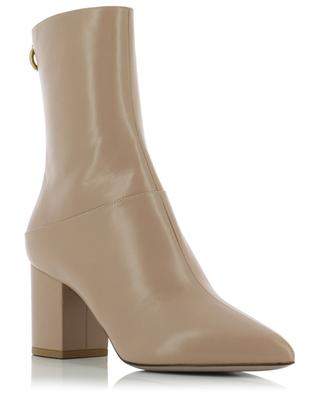 Loop 70 kidskin ankle boots VALENTINO