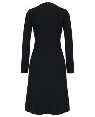Langärmliges Kleid aus Cady DOLCE & GABBANA