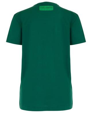 T-shirt droit imprimé logo vintage DOLCE & GABBANA