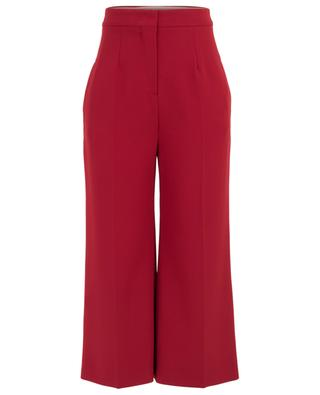 Gerry cropped wide-leg trousers MAXMARA STUDIO