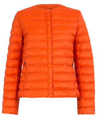 Maura quilted lightweight jacket with round neck WEEKEND MAXMARA