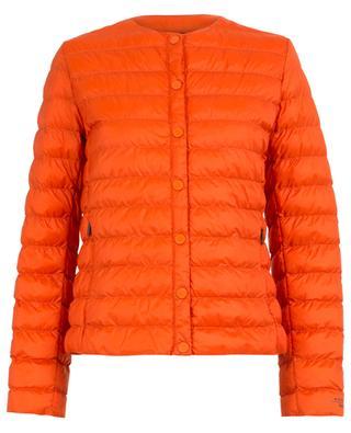 Maura quilted lightweight jacket with round neck WEEKEND MAXMARA