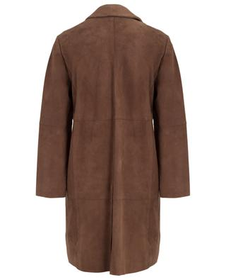Manteau léger en daim Virtus WEEKEND MAXMARA