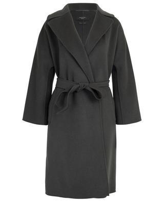 Ted virgin wool wrap coat WEEKEND MAXMARA