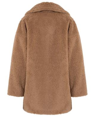 Manteau oversize effet fourrure Affine WEEKEND MAXMARA