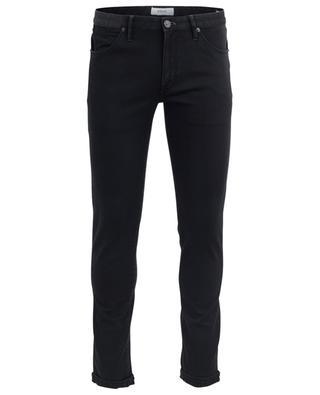 Schwarze Superslim-Jeans Swing PT05