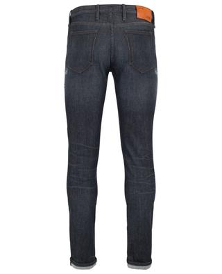 Swing distressed super slim fit jeans with rips PT05